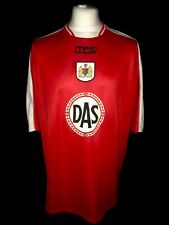 Bristol City 2003-04 Home Vintage Football Shirt - Excellent Condition