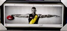 DUSTIN MARTIN SIGNED MINI WINGS RICHMOND PRINT FRAMED 2019 PREMIERS 2017 PREMIER
