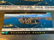 Freedom Tower New York 750 Piece Puzzle Buffalo Game Inc.