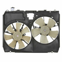 CPP Dual Radiator Fan Shroud for 2005-2010 Scion tC SC3115101
