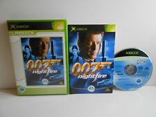 James Bond 007: Nightfire pour Microsoft Xbox