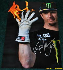 KEN BLOCK #43 Signed PHOTO PRINT #4 - X-Games  *Monster *DC *Rally