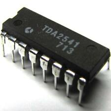 TDA2541 - IF amplifier with demodulator and AFC