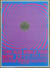 BLACK KEYS 2014 Gig POSTER Salt Lake City Concert Utah
