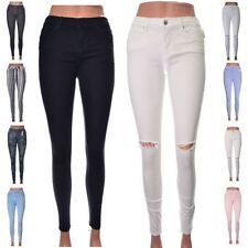 Topshop Cotton Coloured Jeans for Women