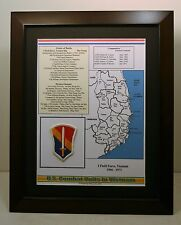 I Field Force Insignia and History in Vietnam