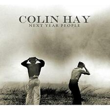 Colin Hay - Next Year People (Deluxe Edition) (NEW CD)