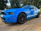 2013 Ford Mustang  2013 Ford Mustang GT500 complete stock 1zvbp8jz9d5246955