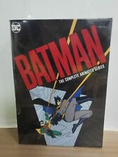 Batman. The Complete Animated Series (12 DVD Box Set) New&Sealed. Free Shipping.