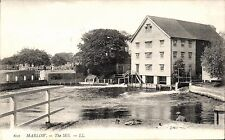 Marlow. The Mill # 600 by LL / Levy. Black & White.