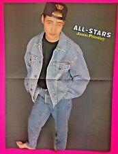 💞 JASON PRIESTLEY JENNIE GARTH 36x24 Large Teen Magazine POSTER 90210 PINUP