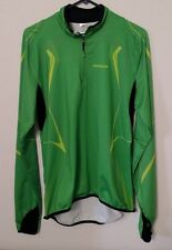 Karhu Running Jacket / Pullover Size - XL Color - Green Finland Free Shipping!