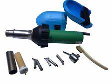 110V Heat Gun /Hot Air Gun/Plastic Welder Gun /Flooring welding tool+Knee pads