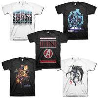 Official Marvel Avengers Endgame Ronin Captain Marvel Infinity War Mens T-shirt