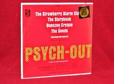 OST LP PSYCH-OUT STRAWBERRY ALARM CLOCK THE SEEDS 1968 SIDEWALK SEALED STEREO