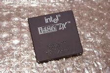 Intel CPU / Prozessor 486er - DX33 - 33Mhz - PGA168 - retro, DOS - A80486-DX33