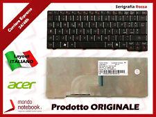 Tastiera Netbook ACER Aspire One ZG5 A110 A150 D150 D250 531H P531 (NERA) SERIGR