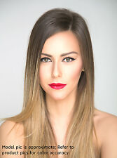 """Ombre Remy Human Hair Clip in Extensions 16""""OR 20"""" inch Full Head Thick to Ends"""