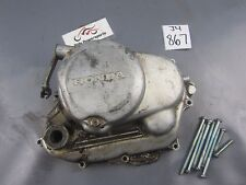 79-81 HONDA XR75 XR80 ENGINE CLUTCH COVER OEM Right USED 1981