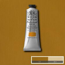 Winsor Newton Artists' Acrylic 60mL Yellow Iron Oxide 2320737