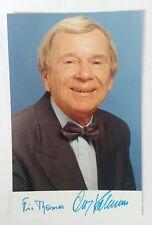Ossy Kolmann Autograph Autogramm auf  Foto
