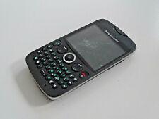 Sony Ericsson txt CK13i - Schwarz Smartphone, ungetestet defekt