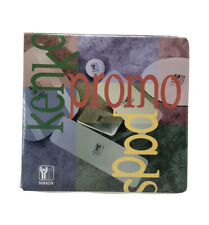 Nikken Kenko Gold Promo Pads Set of 6 Magnets #4085