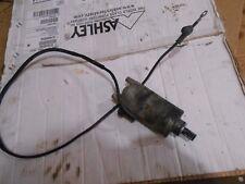 Yamaha YTM200 YTM 200 200EL Tri Moto 1984 84 electric starter starting motor