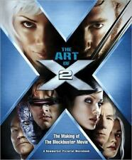 The Art of X2: The Making of the Blockbuster Movie (Pictorial-ExLibrary