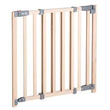 Roba Holz Schutzgitter, Türgitter, Treppengitter 78-100,5 cm, Höhe 83,5 cm NEU