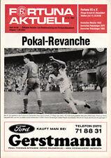 BL 80/81 Fortuna Düsseldorf - 1. FC Köln, 06.12.1980, Thomas Allofs