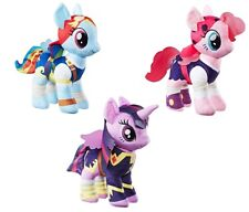 "9"" MY LITTLE PONY Plush PIRATE Pinkie Pie Rainbow Dash Twilight Sparkle Princess"