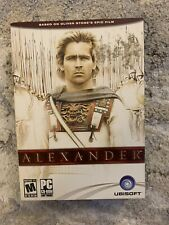 Alexander (PC) Game - Box, Manual, Game Disc and Case included