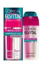 ** L'OREAL ELVITAL FIBRALOGY TREATMENT 30ML NEW ** FINE HAIR