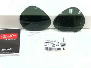 AUTHENTIC RAY-BAN RB3026 L2846 62MM REPLACEMENT GREEN LENSES