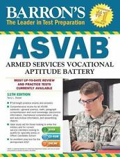 ASVAB - Armed Services Vocational Aptitude Battery by Terry L. Duran (2015,...