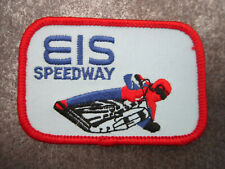 Speedway Motorcycle Automobilia Motorsport Cloth Patch Badge (L4K)