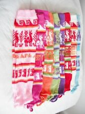 Acrylic Geometric Hosiery & Socks for Women