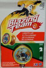 BLAZING TEAM Master YOYO  Lights Up Professional HTF RARE YELLOW EAGLE  2 NIP