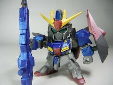 "SD Gundam Gashapon Soldier NEXT SP04 ""MSZ-006 ZETA Gundam "" Figure BANDAI"