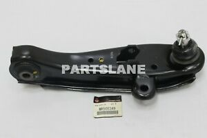 MR508349 Mitsubishi OEM Genuine ARM ASSY, FR SUSP, LWR LH