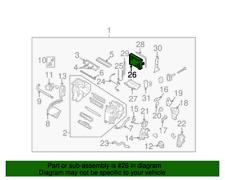 NEW OEM SUBARU 73523FE020 EVAPORATOR ASSEMBLY-COOLING IMPREZA 2003-2007