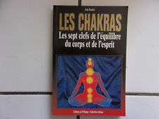 Jean Daubier LES CHAKRAS les sept clés de l'équilibre du corps et de l'esprit