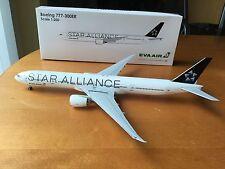"""1/200 Hogan Herpa EVA AIR B777-300ER """"Star Alliance B-16701"""