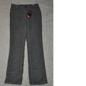Boys Corduroys Tony Hawk Gray Adjustable Waist Skinny Pants $38 NEW-size 18
