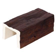 Vigas de poliuretano  imitación madera 16 x 13 x 300