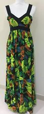 French Connection Designer FCUK Women's Floral Maxi dress, size 8