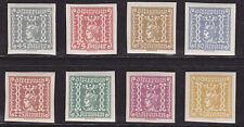 Österreich 1921/22 ANK.Nr.: 409-16 pf**siehe Bild >
