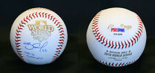 Pablo Sandoval SIGNED 2010 World Series SF Giants Baseball PSA/DNA AUTOGRAPHED
