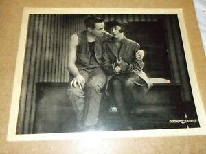 "FLOOR BELOW(1918) MABEL NORMAND ORIGINAL 11""BY14"" LOBBY CARD VERY PRETTY!"